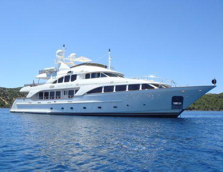 Фото бесплатно яхта, море, отдых