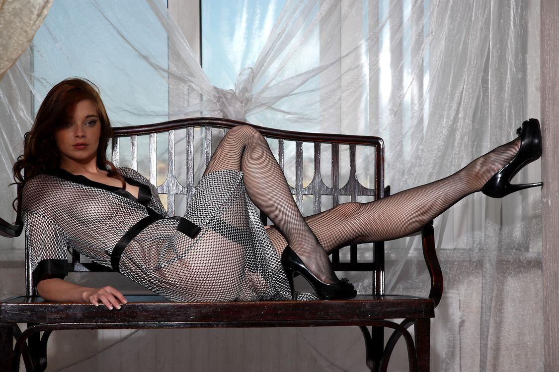 Фото бесплатно Indiana, красотка, позы, поза, сексуальная девушка, модель, девушки