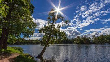 Бесплатные фото Санкт-Петербург,Царское Село,Кэтрин Парк