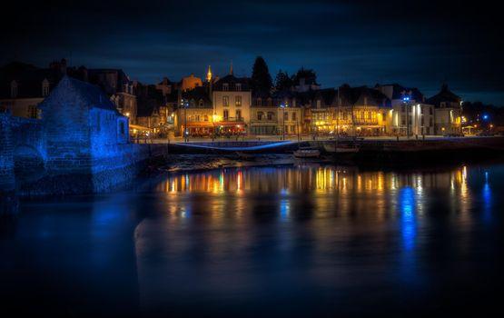 Фото бесплатно Франция, Руда, Порт-Сен-Густан