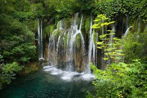 Заставки Plitvice Lakes National Park,Плитвицкие озёра,Кротия,Croatia,водопад,природа
