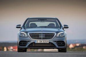 Бесплатные фото Mercedes-Benz S 500,машина,автомобиль