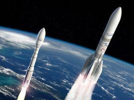 Заставки ракета, Ариан6, Ariane-6, Vega-C, Вега, ракетаноситель, космос, наука, техника, ESA, ЕКА