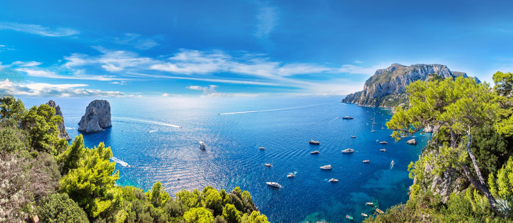 Фото бесплатно море, яхты, острова, пейзажи