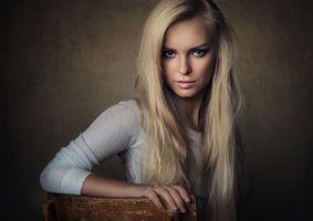 Фото бесплатно Виктория Пичкурова, прелесть, Russian, модель, красотка