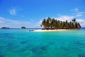 Бесплатные фото тропики,море,остров,пляж,лодка