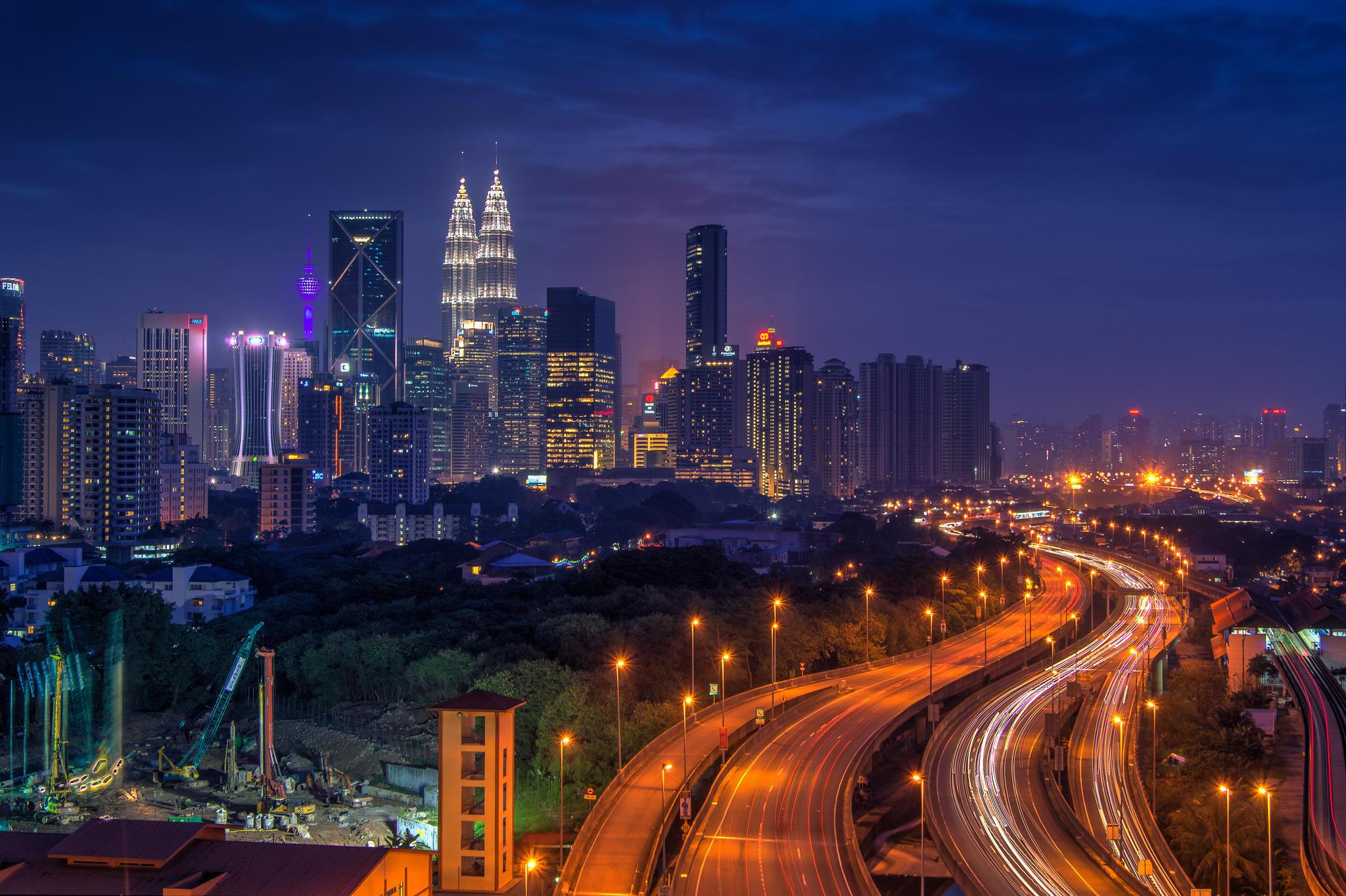 лучшие фотографии куала лумпур основном