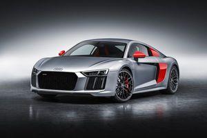 Бесплатные фото Audi R8 V10 Coupe Edition Audi Sport, машина, автомобиль