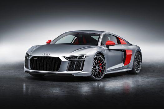 Бесплатные фото Audi R8 V10 Coupe Edition Audi Sport,машина,автомобиль
