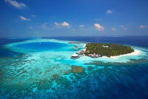 Бесплатные фото Мальдивы, тропики, море, остров, пляж