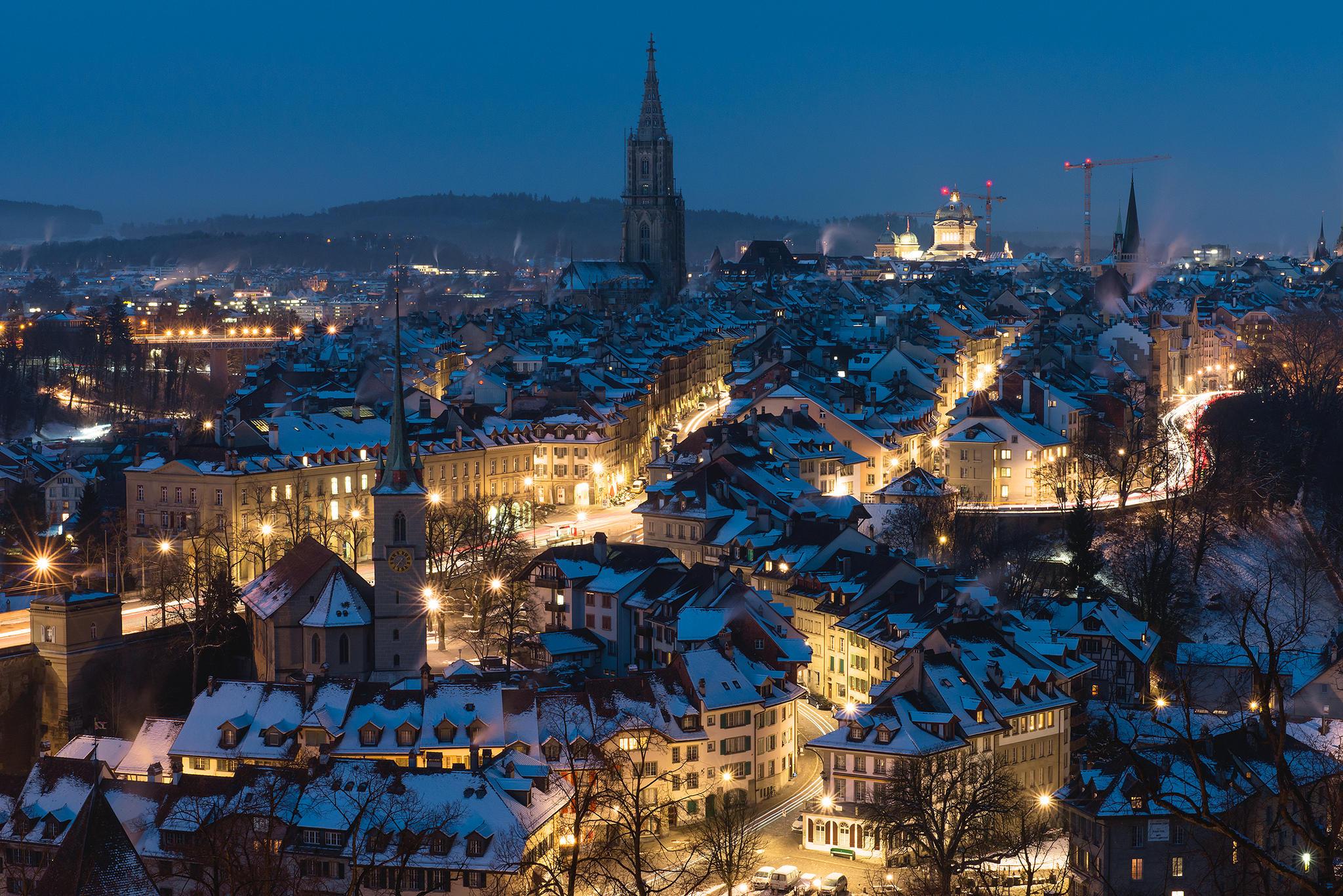 Bern, Берн, Швейцария