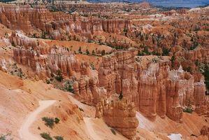 Бесплатные фото Bryce Canyon National Park,горы,скалы,пейзаж