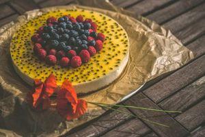 Бесплатные фото торт, крем, десерт