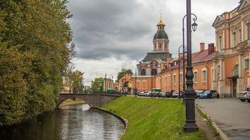 Бесплатные фото Saint Alexander Nevsky Lavra, St Petersburg