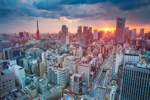 Фото бесплатно Tokyo, Токио, Япония
