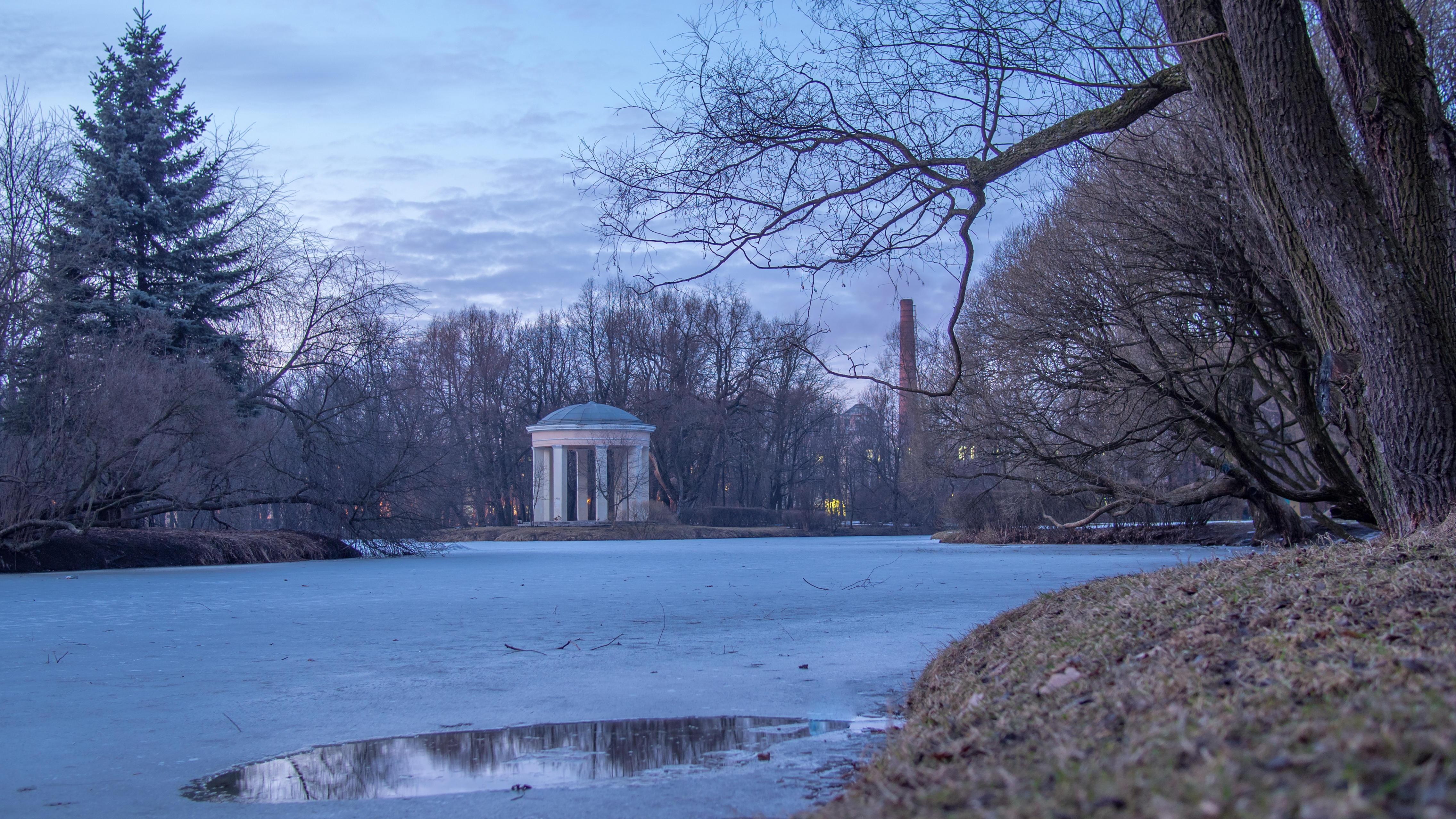 Выставочный парк, Санкт-Петербург, Ekateringof park