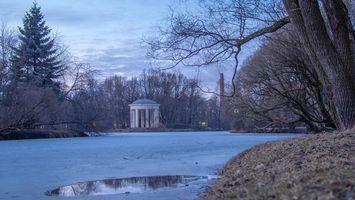 Обои Выставочный парк, Санкт-Петербург, Ekateringof park, St Petersburg