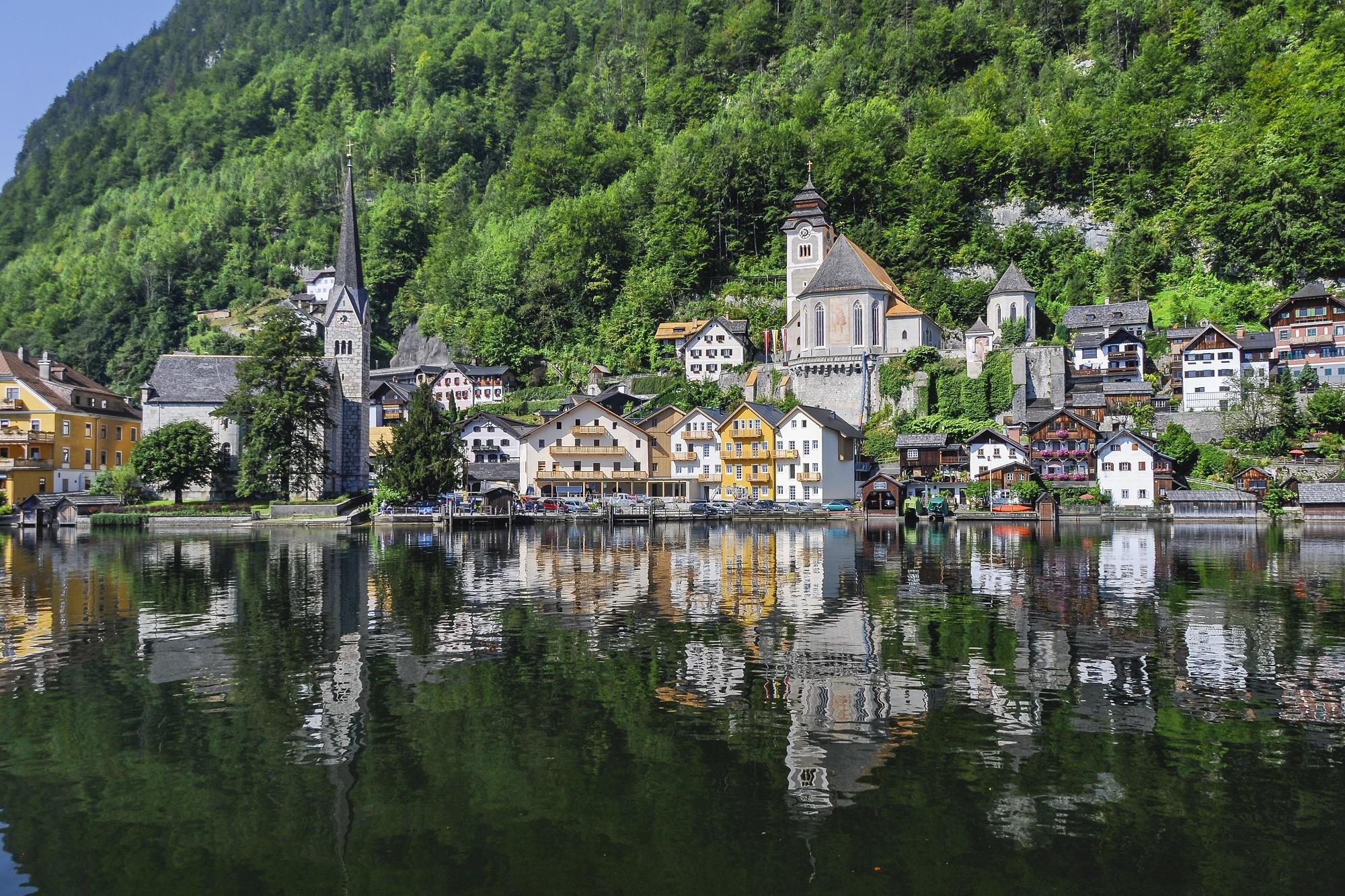 Картинки австрия летом