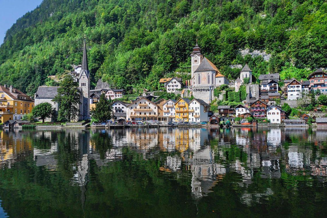 Фото гальштат, австрия смотреть бесплатно