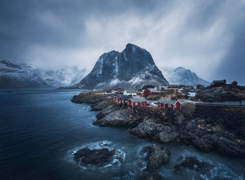 Фото бесплатно небо, вид, Норвегия