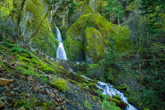Заставки Ущелье реки Колумбия, Орегон, Columbia River Gorge