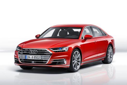 Фото бесплатно Audi A8, машина, автомобиль