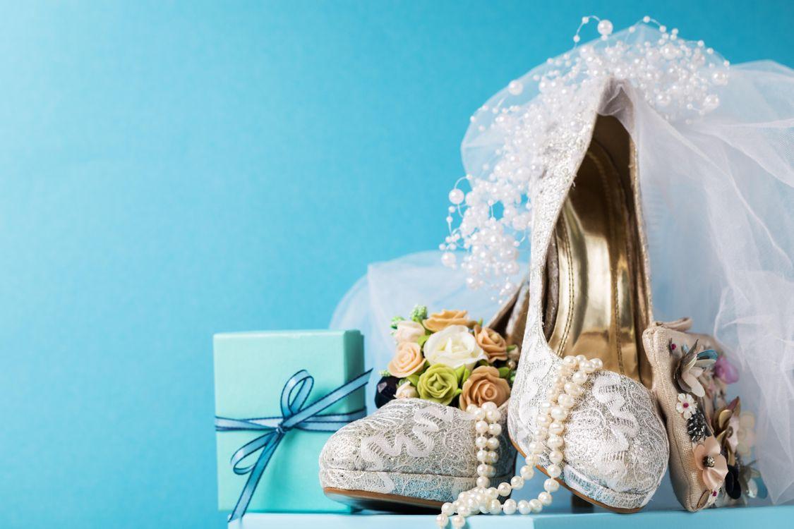 Free photo wedding, box, beads - to desktop