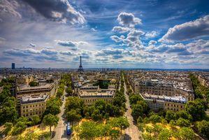 Фото бесплатно Париж, Франция, Paris, France