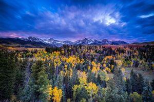 Photo free Colorado, autumn, landscape