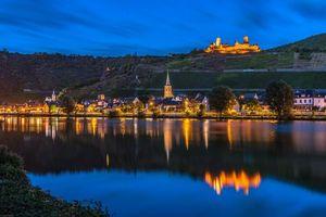 Фото бесплатно Mosel, Германия, Рейнланд-Пфальц