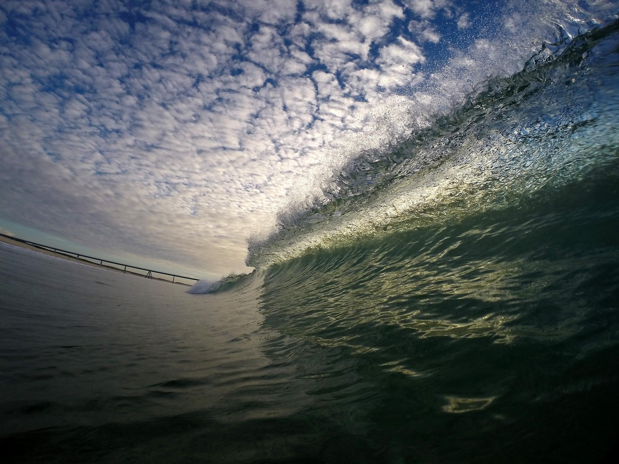 обои море, небо, волна, пейзаж картинки фото