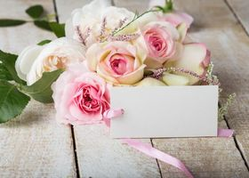Photo free rose, bouquet, buds