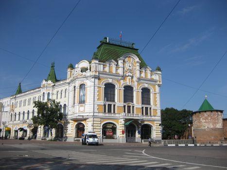 Photo free Nizhny Nogorod, city, building