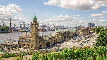 Фото бесплатно Hamburg, Гамбург, Германия