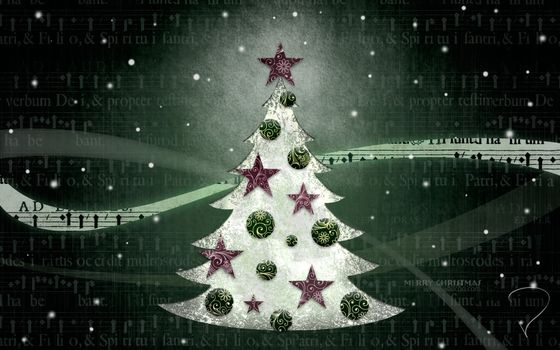 Фото бесплатно праздник, новый год, ёлка