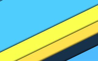 Заставки желтый, небесный, голубой, текстура, material, color, blue