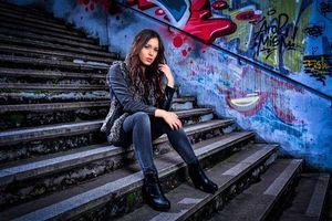 Бесплатные фото Denise,девушка,красотка,модель