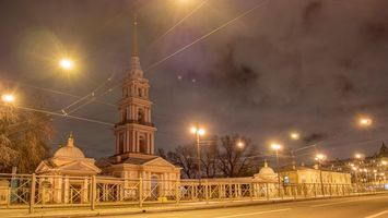 Cossack cathedral, St Petersburg