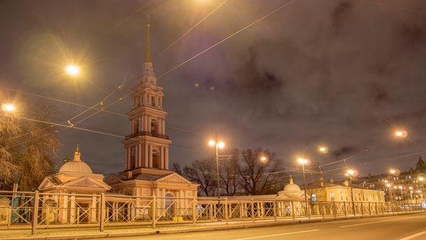 Фото бесплатно Cossack cathedral, St Petersburg