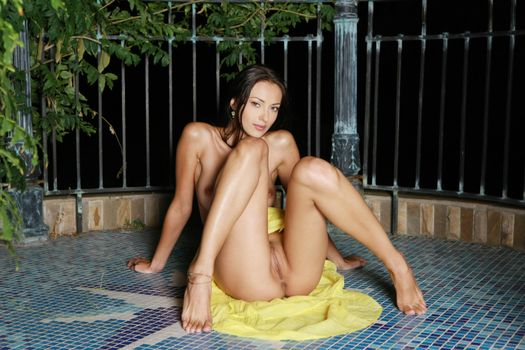 Anna Sbitna erotic model