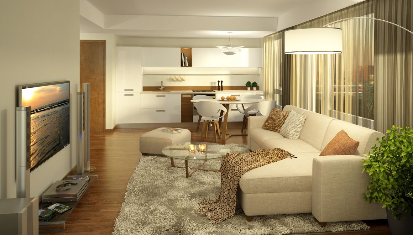 Фото бесплатно комната, дизайн, гостиная - на рабочий стол