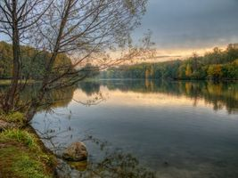 Бесплатные фото Парк Кузьминки,Москва,Россия,закат,водоём,пейзаж