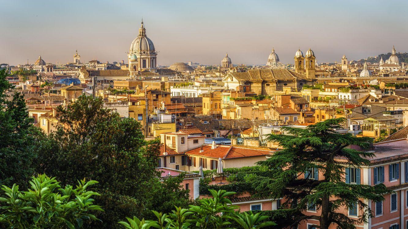 Фото бесплатно Рим, Италия - на рабочий стол