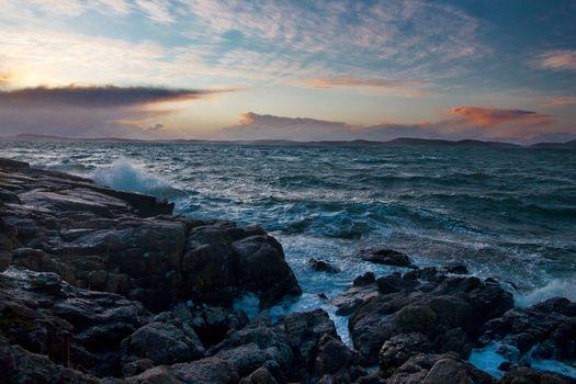 Фото бесплатно Северная Ирландия, графство Антрим, Соединенное Королевство