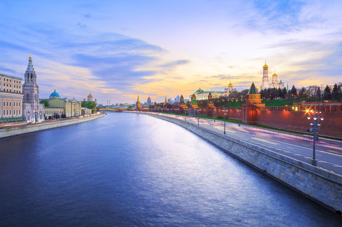 Фото бесплатно Moscow, Russia, Москва, Россия, Москва-река, город