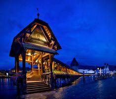 Фото бесплатно Lucerne, Switzerland, Люцерн