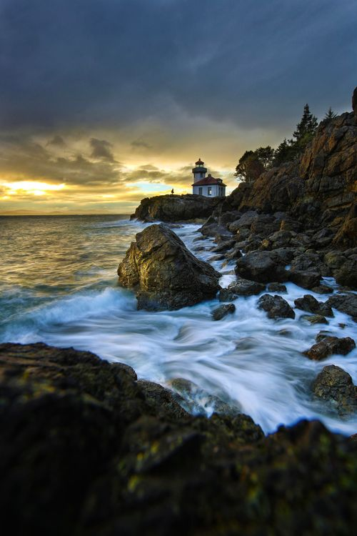 Фото бесплатно пляж, Вашингтон, Сан - Сан-Хуан остров - на рабочий стол