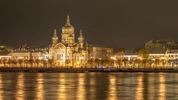Бесплатные фото Успенская церковь, Санкт-Петербург