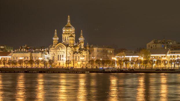 Фото бесплатно Успенская церковь, Санкт-Петербург