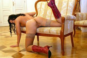 Фото бесплатно Veronica A, модель, красотка, голая, голая девушка, обнаженная девушка, позы, поза, сексуальная девушка, эротика